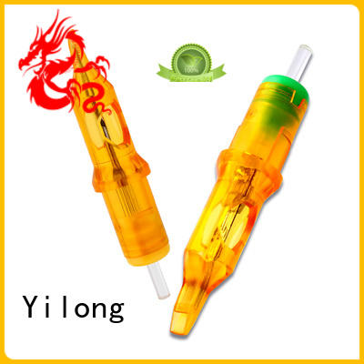 Yilong professional professional tattoo needles suppliers for tattoo machine