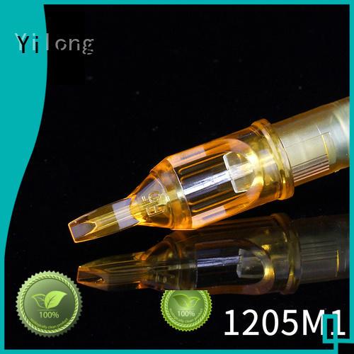 Tattoo Needle Set Yellow Dragonfly Cartridge