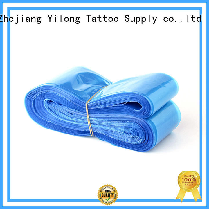 Tattoo Cleansing Foam Disposable Clipcord Barrier