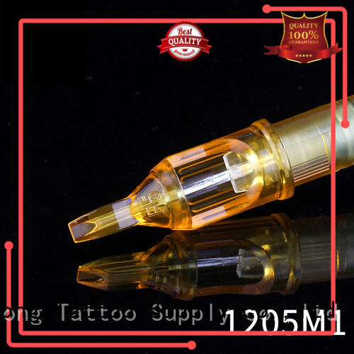 Yilong blue sterile tattoo needles for sale for tattoo