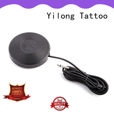 Yilong taichi footpedal manufacturers for tattoo power supply