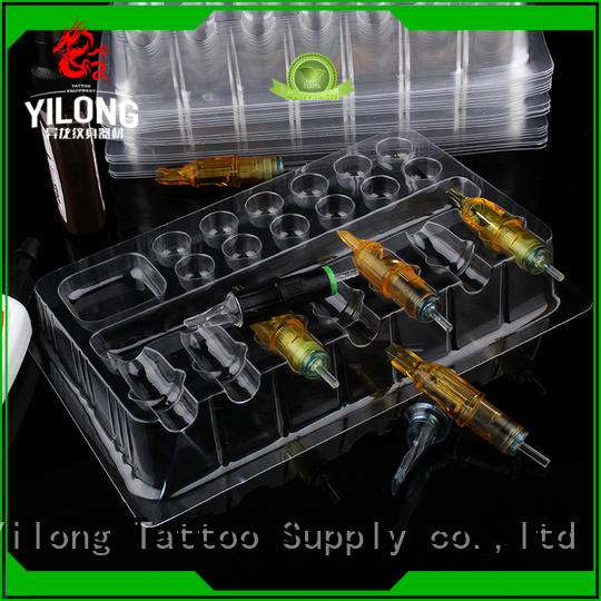 Yilong high quality rotary tattoo gun parts for tattoo machine