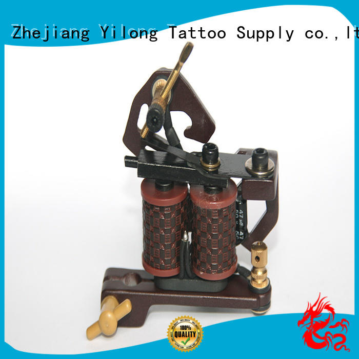Yilong noiseless high quality tattoo machine for business for tattoo