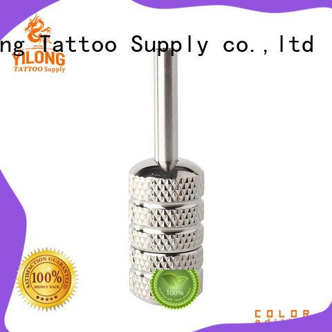 Tattoo Needle Grip Needle Grip 25mm Twister S.S Grip
