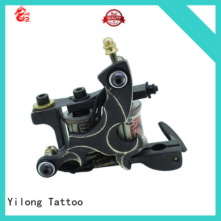 Yilong practice hybrid tattoo machine manufacturers for tattoo