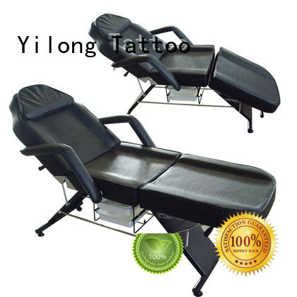 Yilong Custom adjustable tattoo chair for sale for tattoo