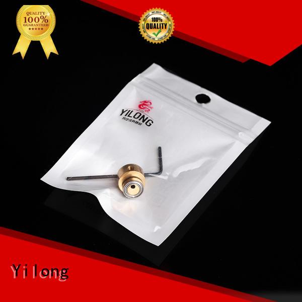 Yilong binding handmade tattoo machine parts manufacturers for tattoo