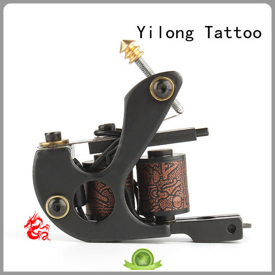 Yilong mans new style tattoo machine company for tattoo machine