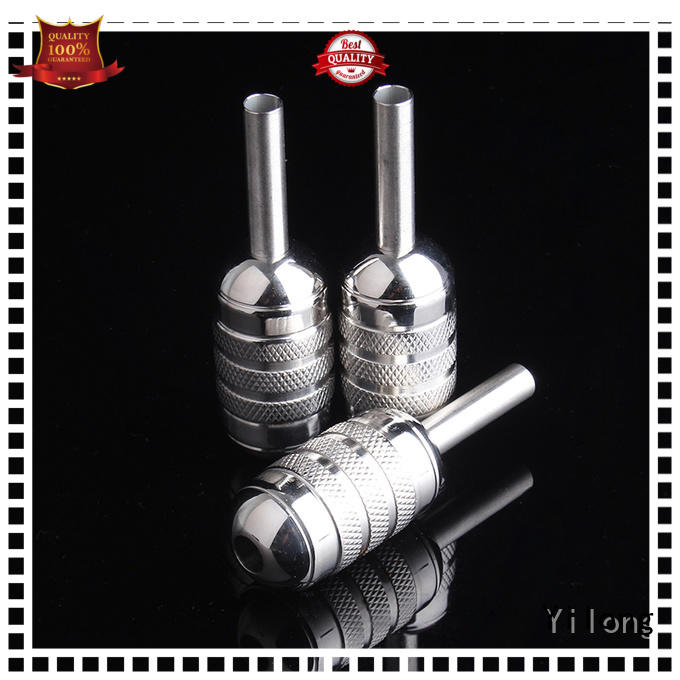 25mm Stainless Steel Tattoo Grips S.S Grip