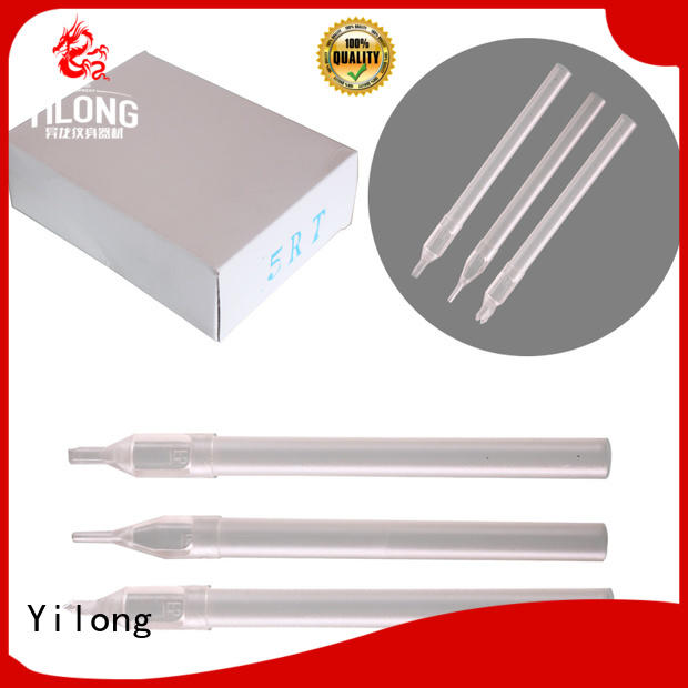Yilong plastic new tattoo tips for business for tattoo machine