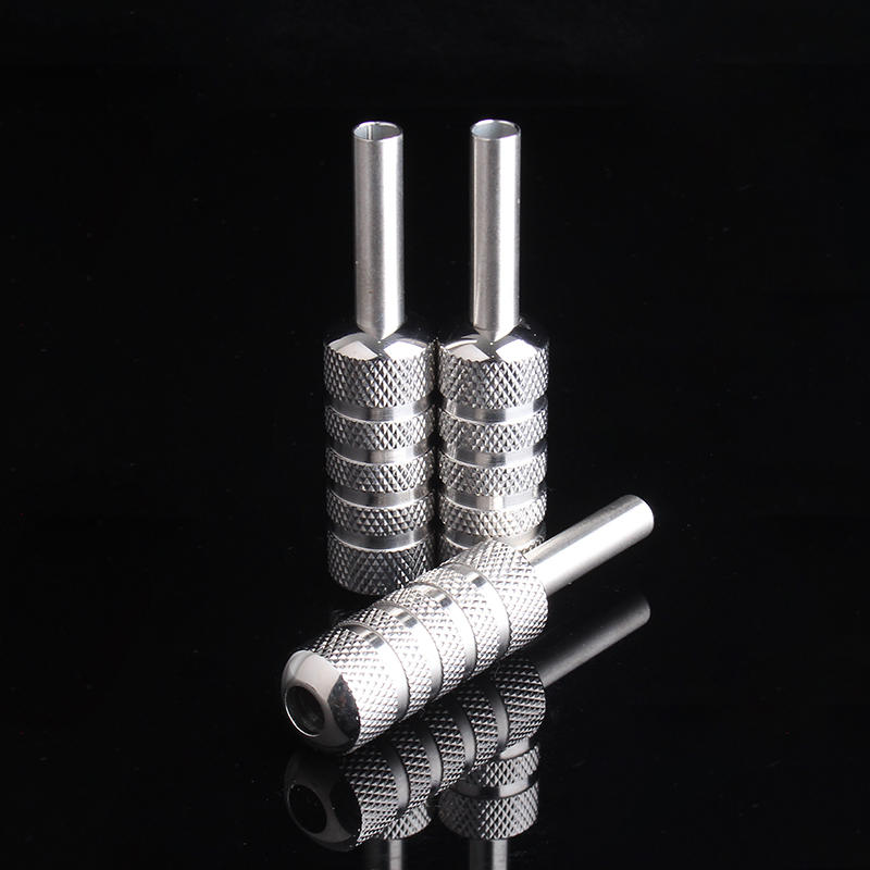 Tube Grips 18mm S.S Grip Tattoo Cartridge Grips