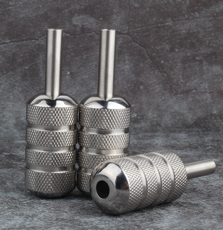 Stainless Steel Tattoo Grips S.S Grip Tube Grips