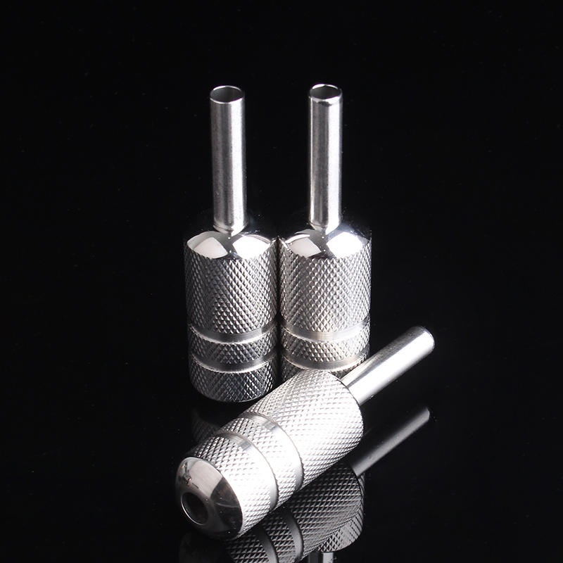 S.S Grip Needle Grip Stainless Steel Tattoo Grips