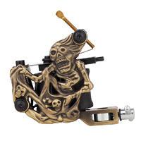 Starter Kit Tattoo Machine Embossment Skull Tattoo Machine 1101314-1