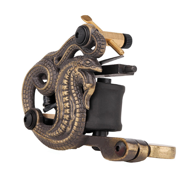 Tattoo Gun Or Machine Embossment Skull Tattoo Machine 1101320
