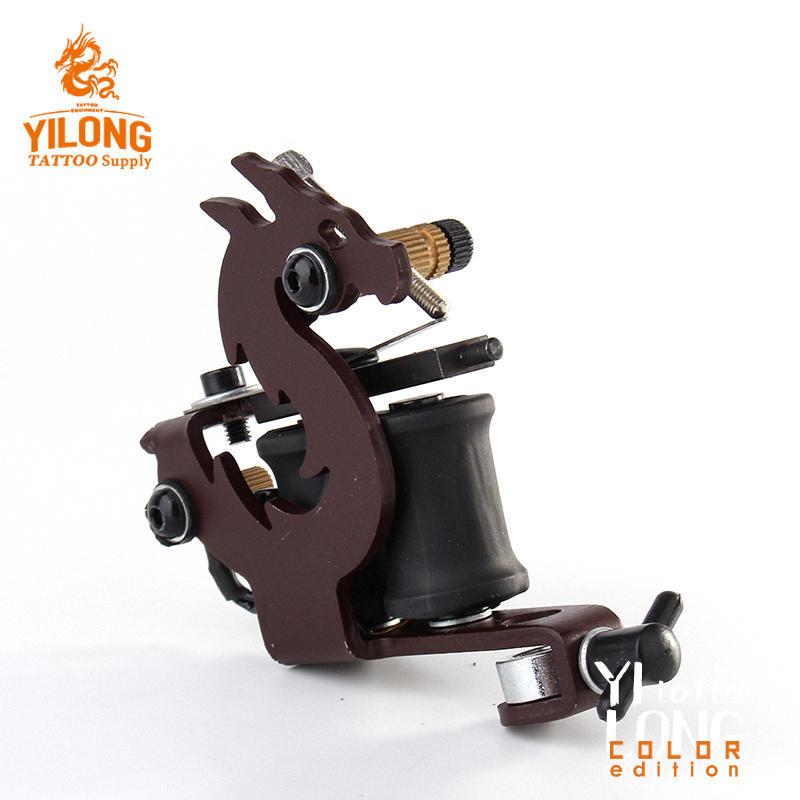 Yilong Basic Tattoo Machine Professional Coil Tattoo Machine 1000568-1