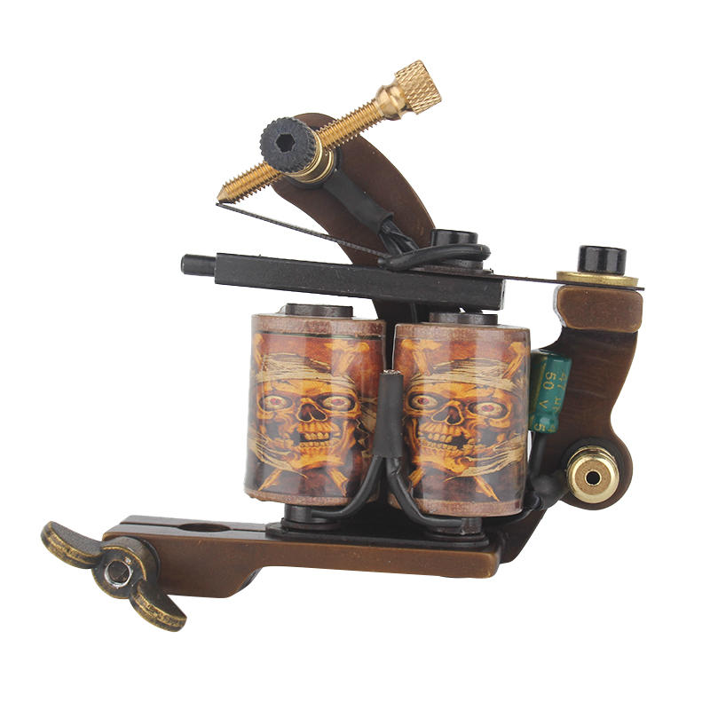 Quiet Tattoo Machine Copper Machine 1100854-25