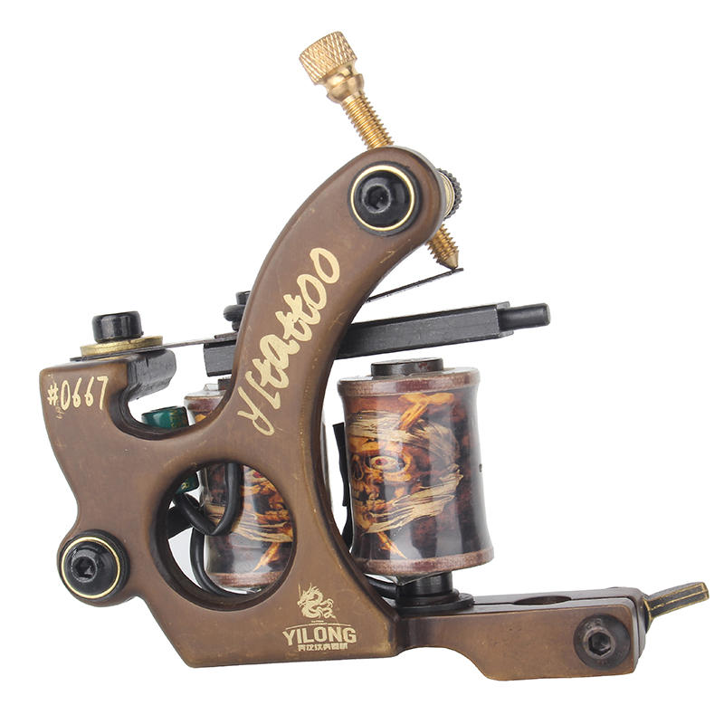 Basic Tattoo Machine Copper Machine 1100854-27