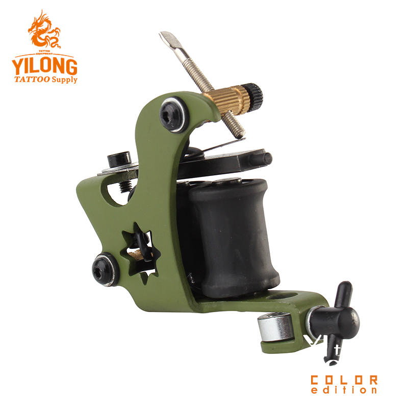 Yilong Professional Coil New Tattoo Machine 1101103-6