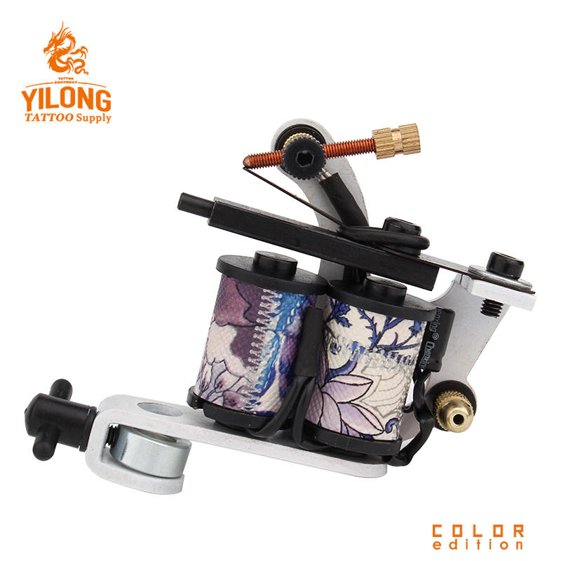 Yilong Colorful Coil Tattoo Transfer Machine 1101106-7
