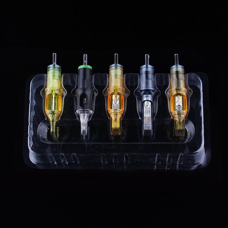 Tattoo Cartridge Needles Tattoo Parts Kit Tray 2100750-1