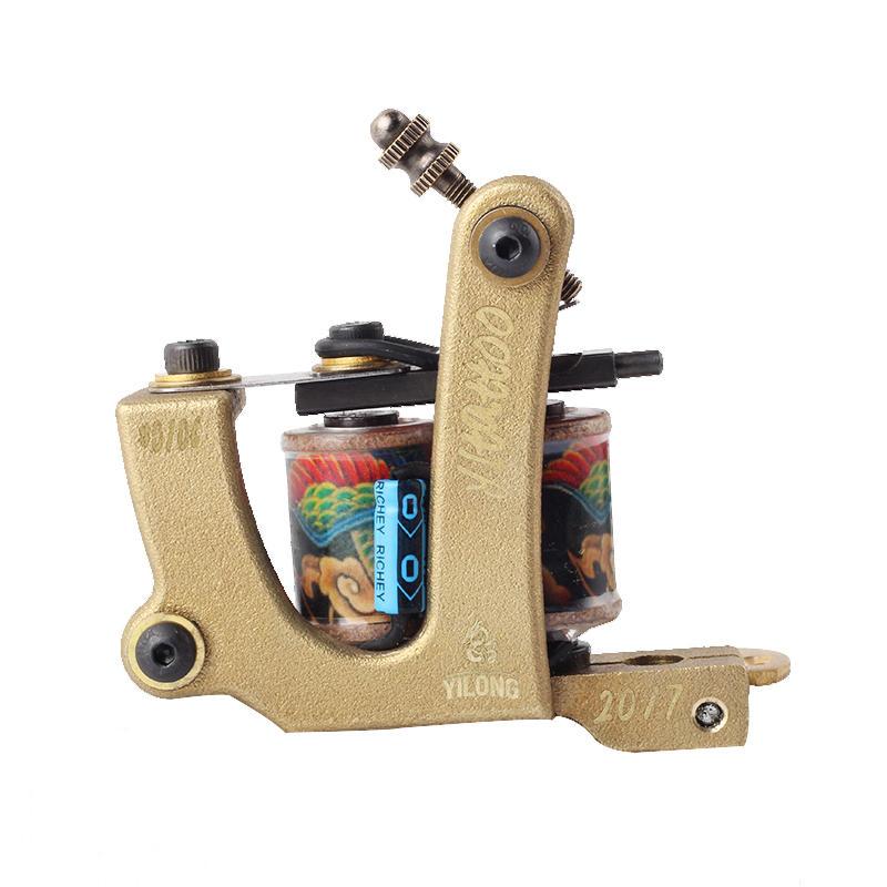 Starter Kit Tattoo Machine Tattoo Pure Copper Machines 1100854