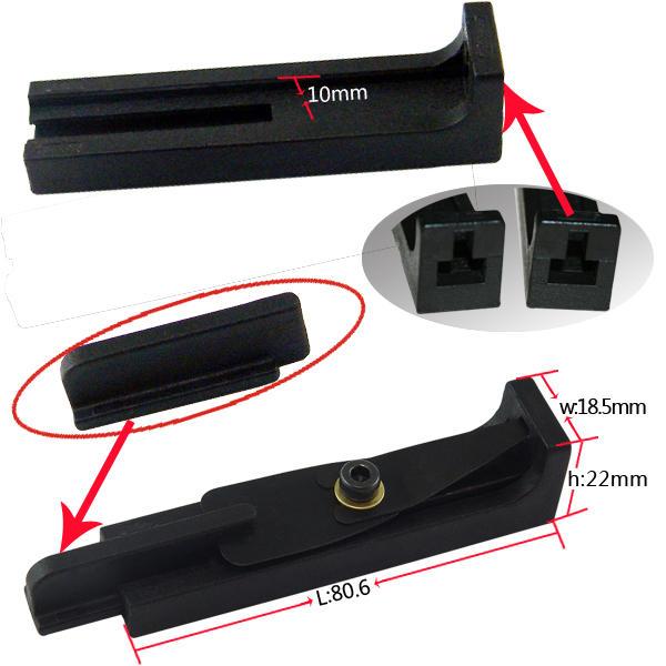 Tattoo Parts ABS Armature Bar Regulator-15g 2100419