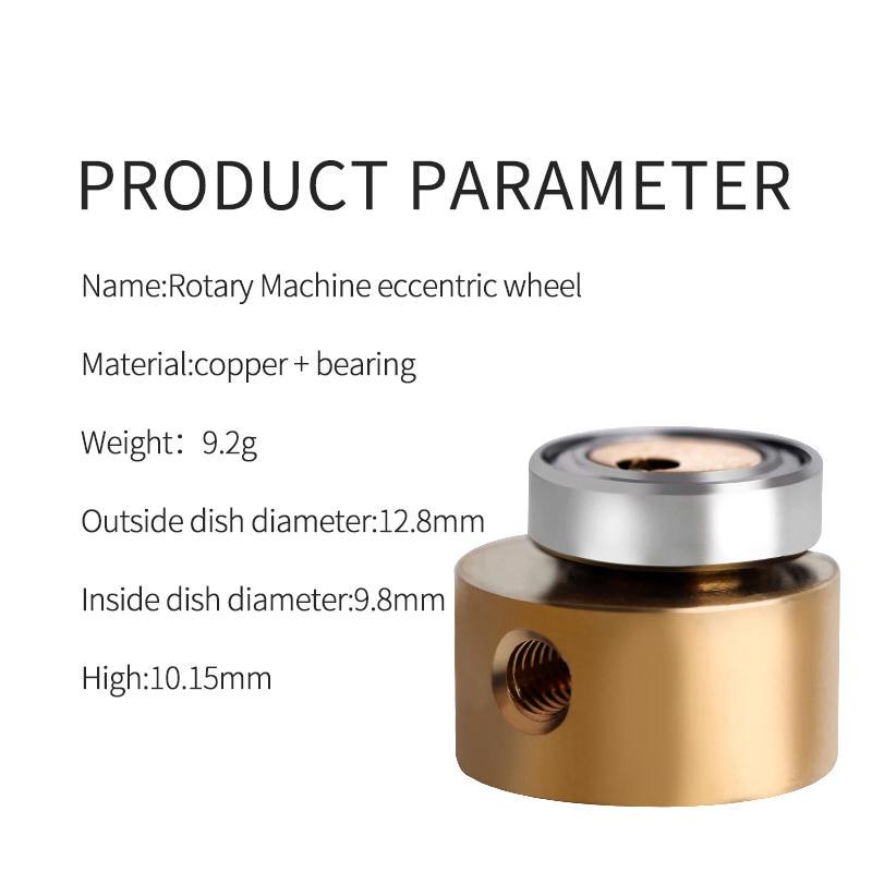 rotary tattoo machine eccentric wheel 9120199