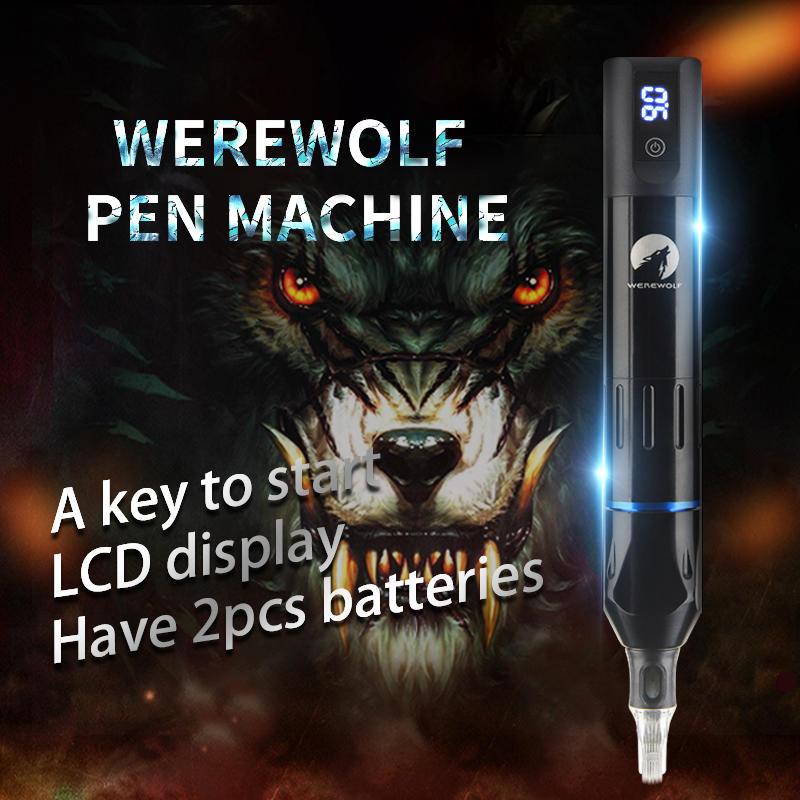 Werewolf rotary pen machine 1002586