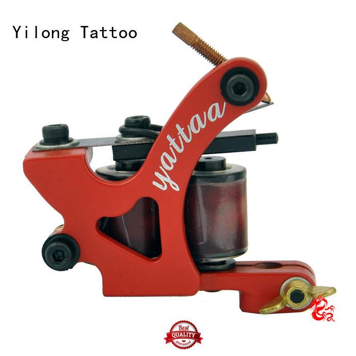 Yilong wraps tattoos machine supply for tattoo machine