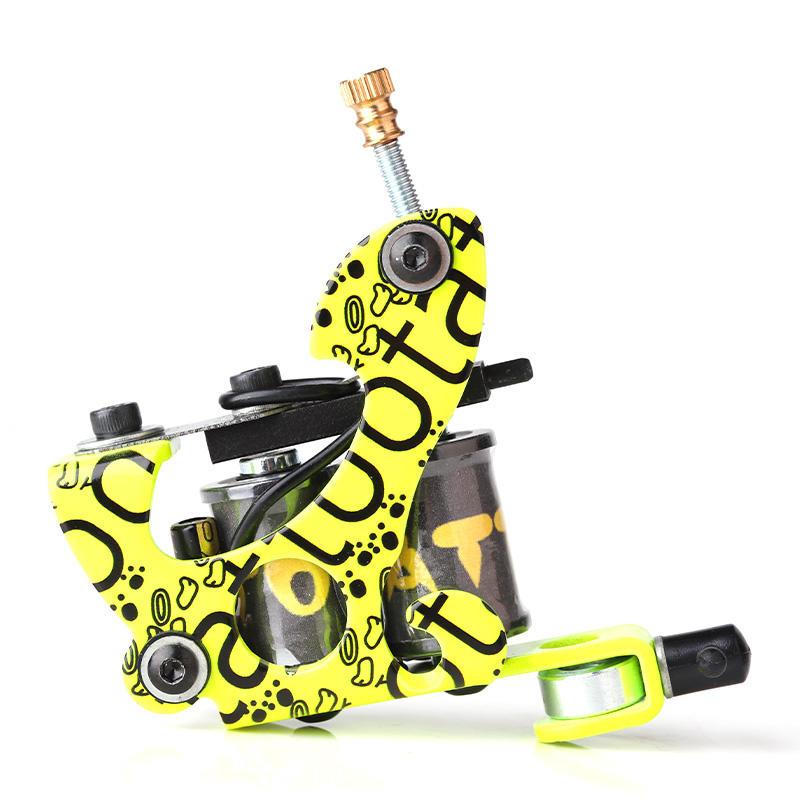 Yilong tattoo machine/tattoo gun/tattoo coil machine