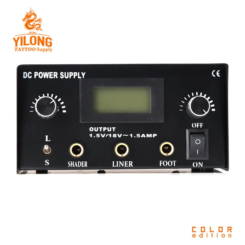 Dual Power Supply  1600114-1