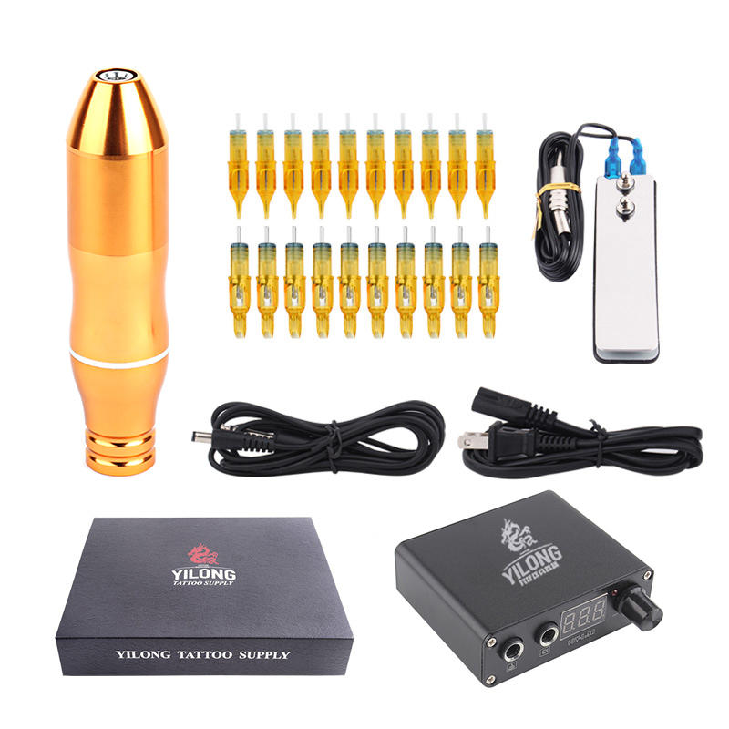 Tattoo Pen Machine Kit 9 30004319