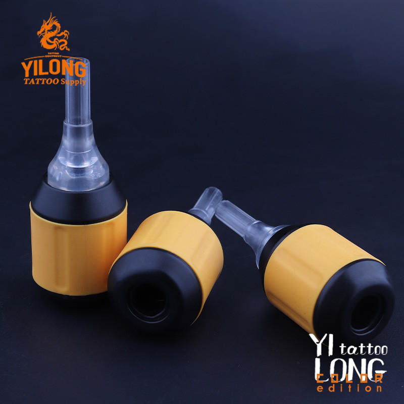 31mm Yellow Dragonfly Cartridge Silicone Grip  1004121