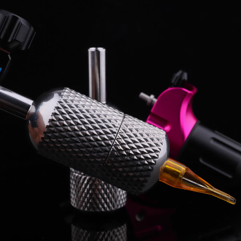 25mm Tattoo Auto-Lock Stainless Steel Grip 1700803