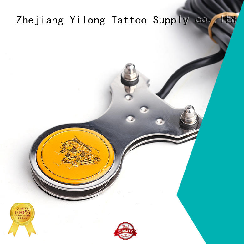 Yilong Top tattoo machine pedal suppliers for tattoo