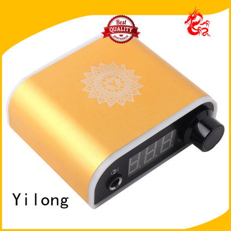Yilong shell Power Supply for sale for tattoo machine