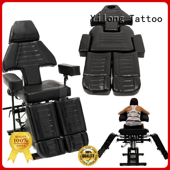 Yilong Top reclining tattoo chair for business for tattoo