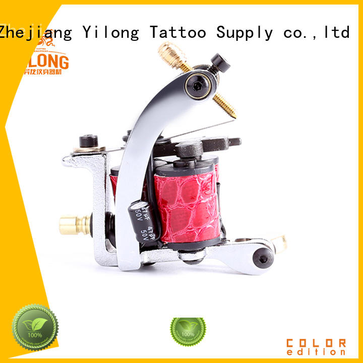automatic hand built tattoo machine selling for tattoo Yilong