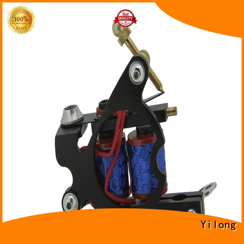 Yilong Top tattoo kit machine company for tattoo machine