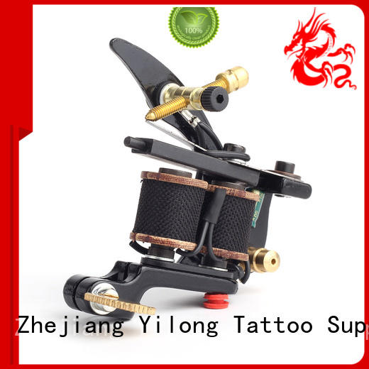 Yilong Wholesale starter tattoo machine company for tattoo machine