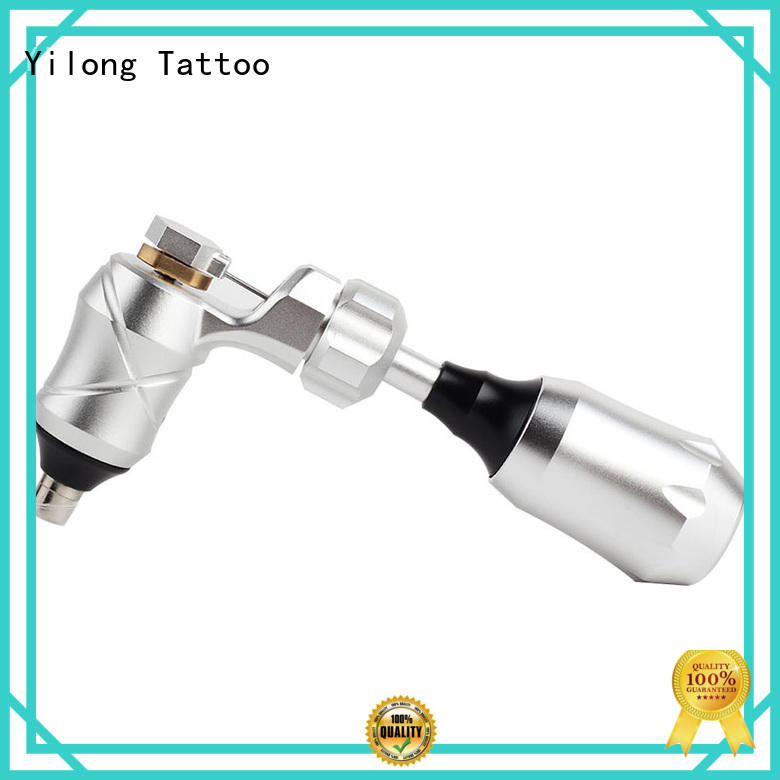 Yilong train newest rotary tattoo machine suppliers for tattoo machine