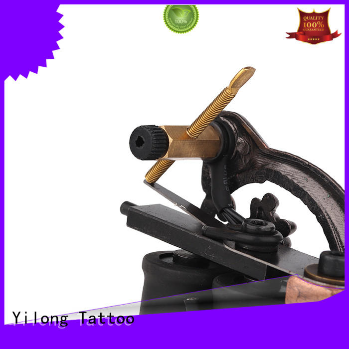 Yilong Latest good starter tattoo machine for sale for tattoo