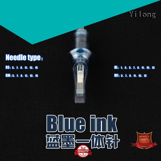 Yilong Best professional tattoo needles supply for tattoo machine