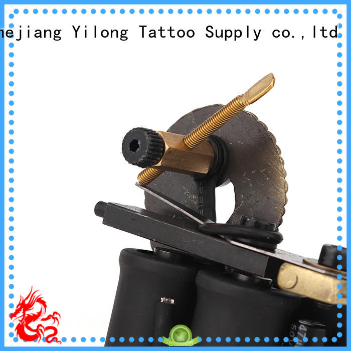 Yilong market best starter tattoo machine manufacturers for tattoo