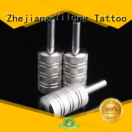 Yilong 19mm tattoo cartridge grips company with autoclave