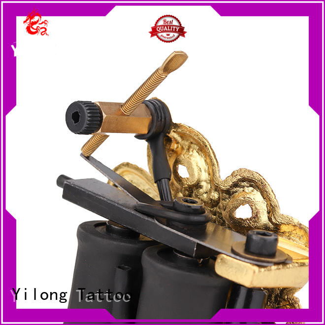 real tattoo machine suppliers for tattoo Yilong