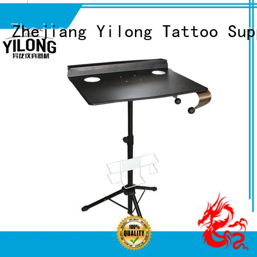 Yilong easily adjustable adjustable tattoo armrest top manufacturer for adjustable top clip