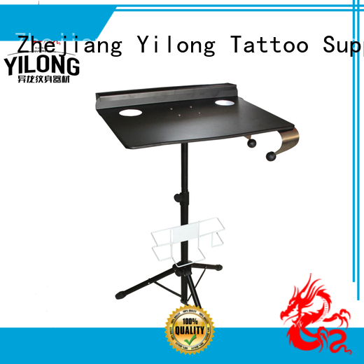 Yilong easily adjustable  adjustable tattoo armrest top manufacturer for adjustable top clip