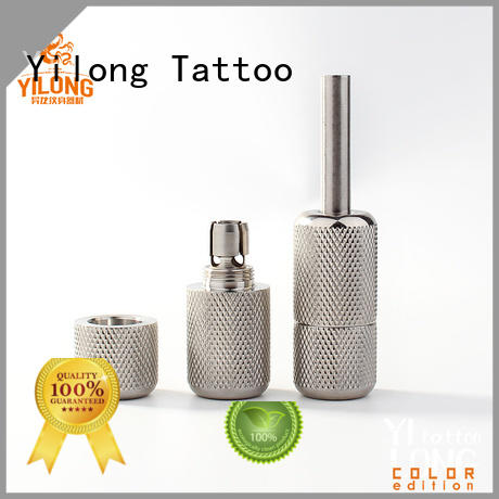 Yilong New tattoo cartridge grips manufacturers for tattoo machine grip